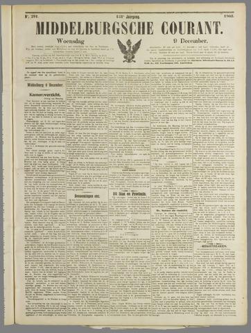 Middelburgsche Courant 1908-12-09