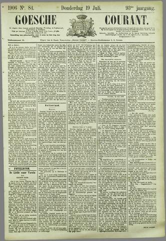 Goessche Courant 1906-07-19