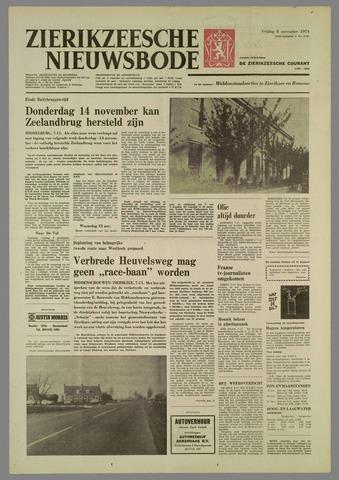 Zierikzeesche Nieuwsbode 1974-11-08