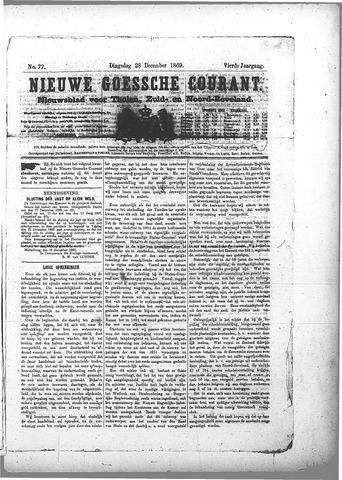 Nieuwe Goessche Courant 1869-12-28