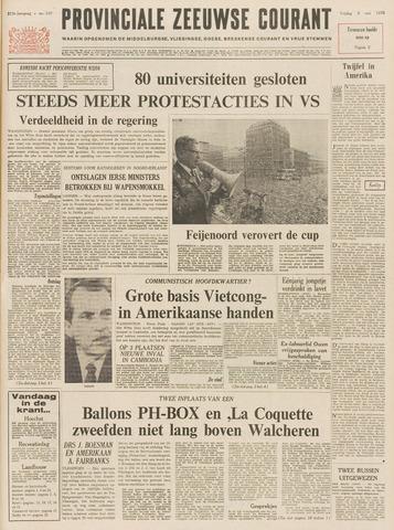 Provinciale Zeeuwse Courant 1970-05-08