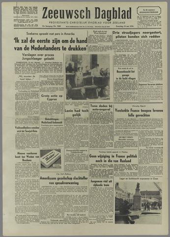 Zeeuwsch Dagblad 1956-05-19