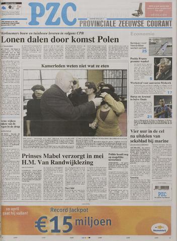 Provinciale Zeeuwse Courant 2006-04-06