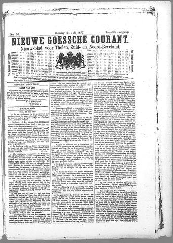 Nieuwe Goessche Courant 1877-07-24