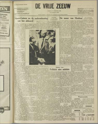 de Vrije Zeeuw 1962-08-17