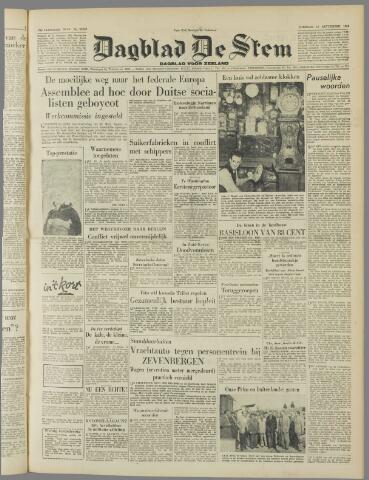 de Stem 1952-09-16