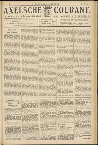 Axelsche Courant 1934-03-13
