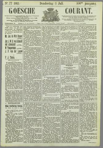 Goessche Courant 1913-07-03