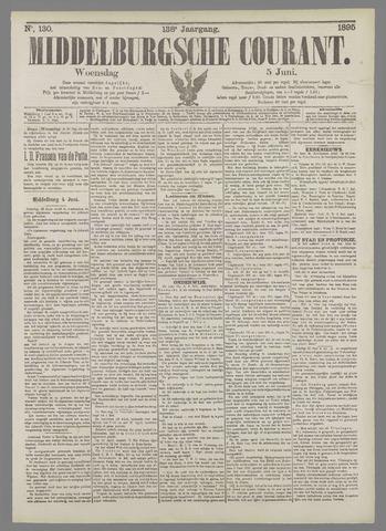 Middelburgsche Courant 1895-06-05