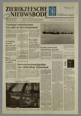 Zierikzeesche Nieuwsbode 1976-03-09