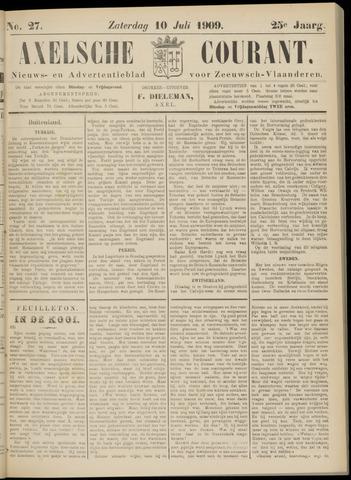 Axelsche Courant 1909-07-10