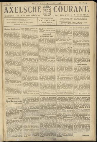 Axelsche Courant 1937-01-22