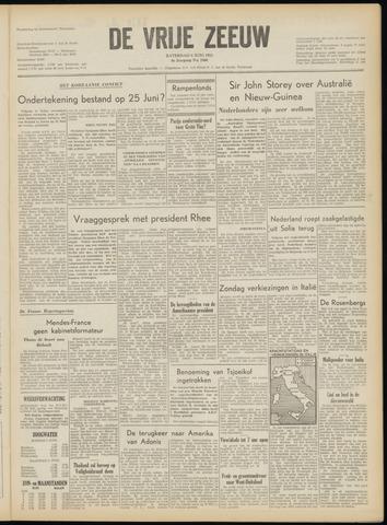 de Vrije Zeeuw 1953-06-06