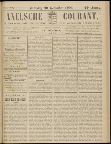 Axelsche Courant 1906-12-29