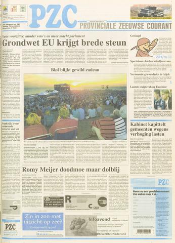 Provinciale Zeeuwse Courant 2003-06-14