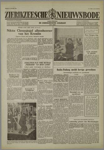 Zierikzeesche Nieuwsbode 1958-03-28