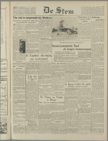 de Stem 1948-06-29