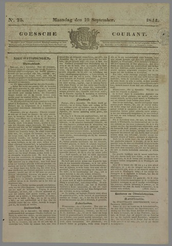 Goessche Courant 1844-09-16