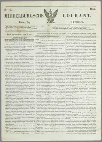 Middelburgsche Courant 1857-02-05
