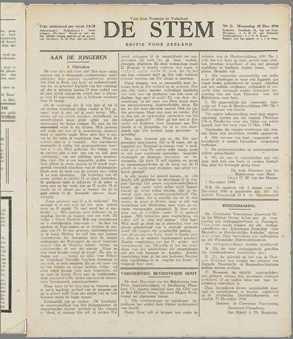 de Stem 1944-12-20