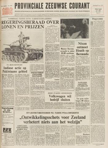 Provinciale Zeeuwse Courant 1971-11-27