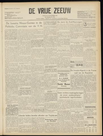 de Vrije Zeeuw 1954-11-26