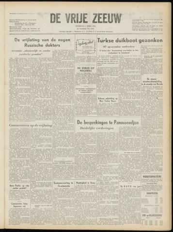 de Vrije Zeeuw 1953-04-07