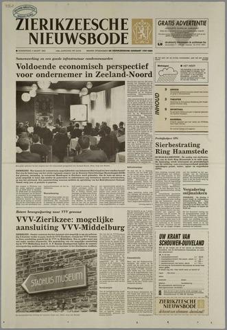 Zierikzeesche Nieuwsbode 1993-03-04