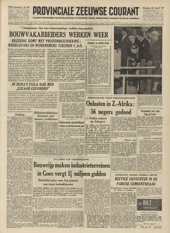 Provinciale Zeeuwse Courant 1960-03-22