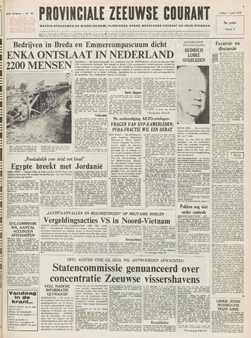 Provinciale Zeeuwse Courant 1972-04-07