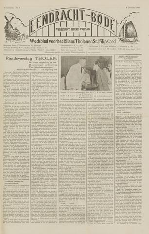 Eendrachtbode (1945-heden)/Mededeelingenblad voor het eiland Tholen (1944/45) 1949-12-09