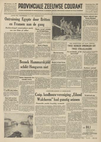 Provinciale Zeeuwse Courant 1956-12-06