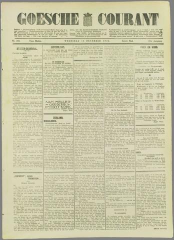 Goessche Courant 1932-12-14