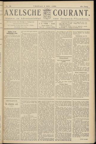 Axelsche Courant 1930-05-09