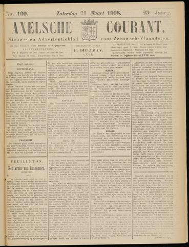 Axelsche Courant 1908-03-21