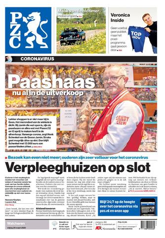 Provinciale Zeeuwse Courant 2020-03-20