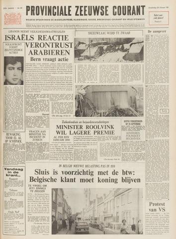 Provinciale Zeeuwse Courant 1969-02-20