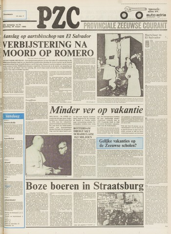 Provinciale Zeeuwse Courant 1980-03-26