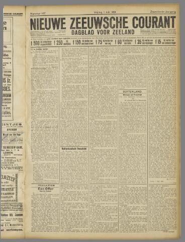 Nieuwe Zeeuwsche Courant 1921-07-01