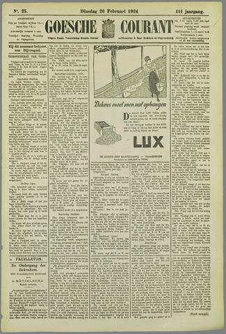 Goessche Courant 1924-02-26