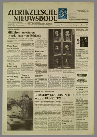 Zierikzeesche Nieuwsbode 1974-07-01