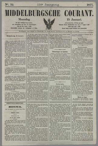 Middelburgsche Courant 1877-01-15