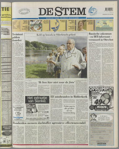 de Stem 1997-07-30