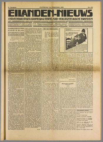 Eilanden-nieuws. Christelijk streekblad op gereformeerde grondslag 1935-02-16