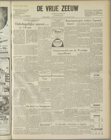 de Vrije Zeeuw 1958-04-12