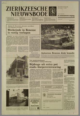 Zierikzeesche Nieuwsbode 1985-07-29