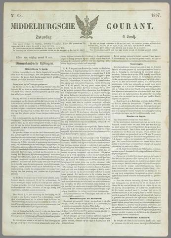 Middelburgsche Courant 1857-06-06