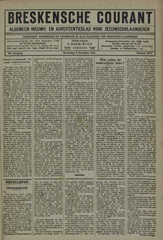 Breskensche Courant 1920-12-08
