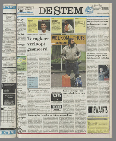 de Stem 1995-02-06