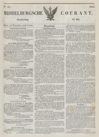 Middelburgsche Courant 1866-05-10